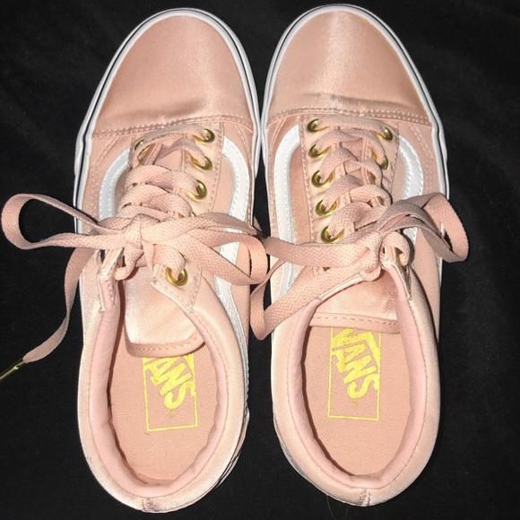 Vans: Old Skool (Nylon) Blush Size 7